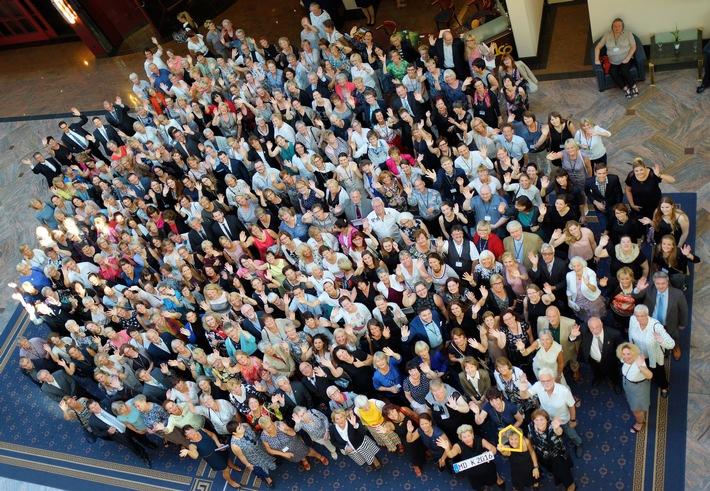 McDonald's Kinderhilfe dankt dem Ehrenamt - Sternfahrt nach Magdeburg