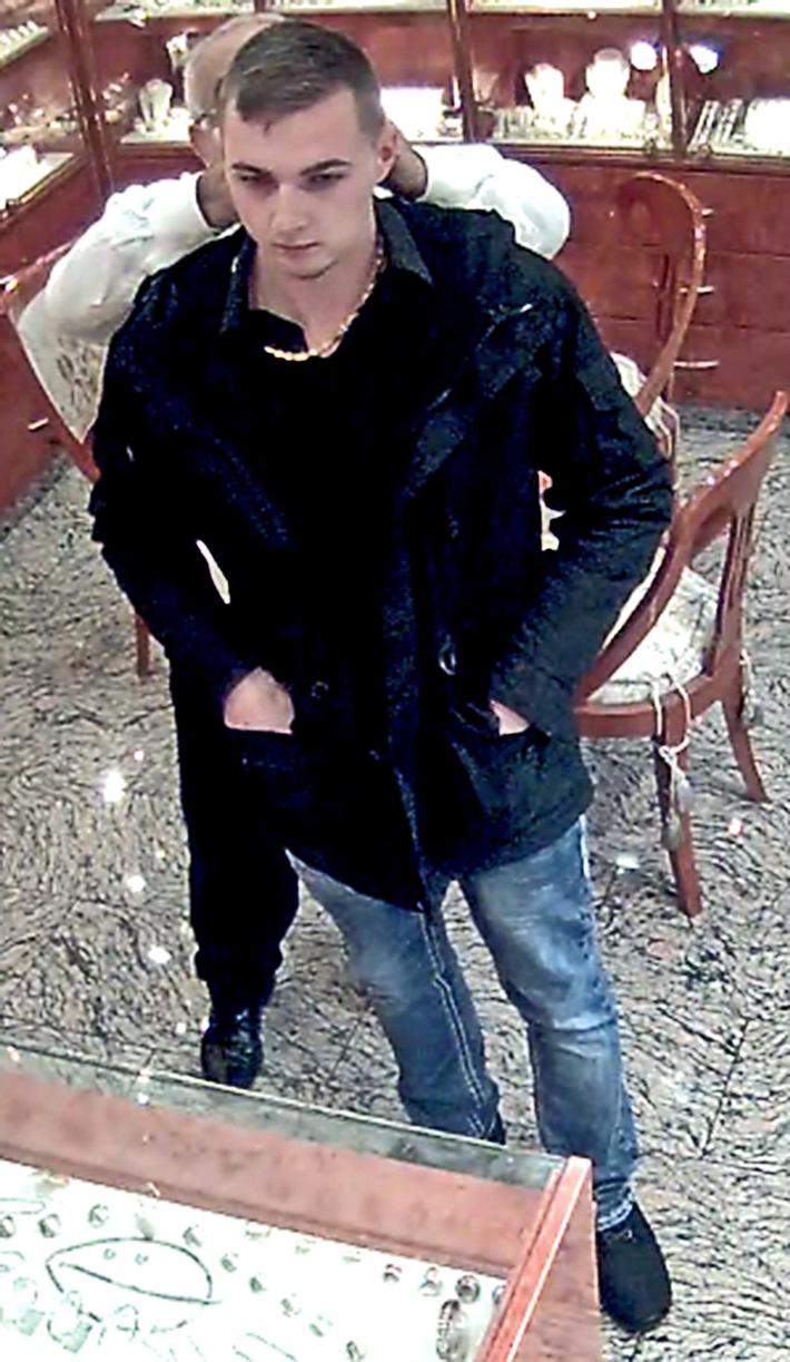 POL-F: 160106 - 16 Frankfurt-Innenstadt: Öffentlichkeitsfahndung nach versuchtem schweren Raub auf Juwelier (FOTO) - Bezug Meldung Nr. 1037 vom 30.12.15