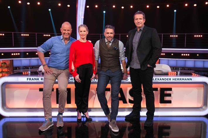 """Es ist angerichtet: Sternekoch Roland Trettl wird neuer Coach bei """"The Taste"""" / Drehstart der vierten Staffel in SAT.1"""