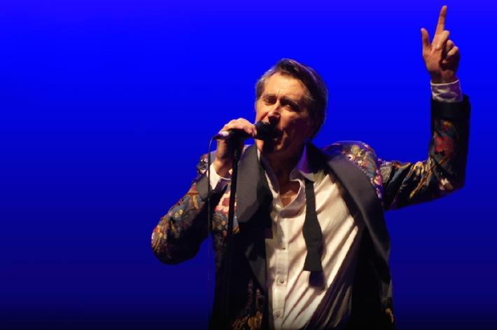 Bryan Ferry wird als erster Preisträger mit dem ALiV-Award ausgezeichnet