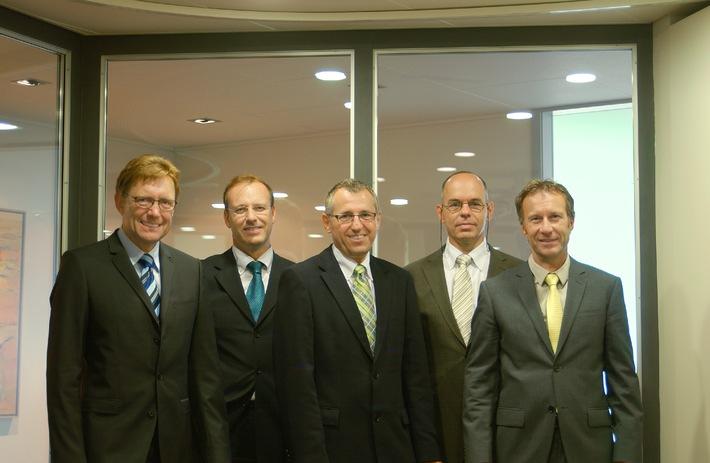 Neue Geschäftsleitung beim Marktforscher GfK Switzerland