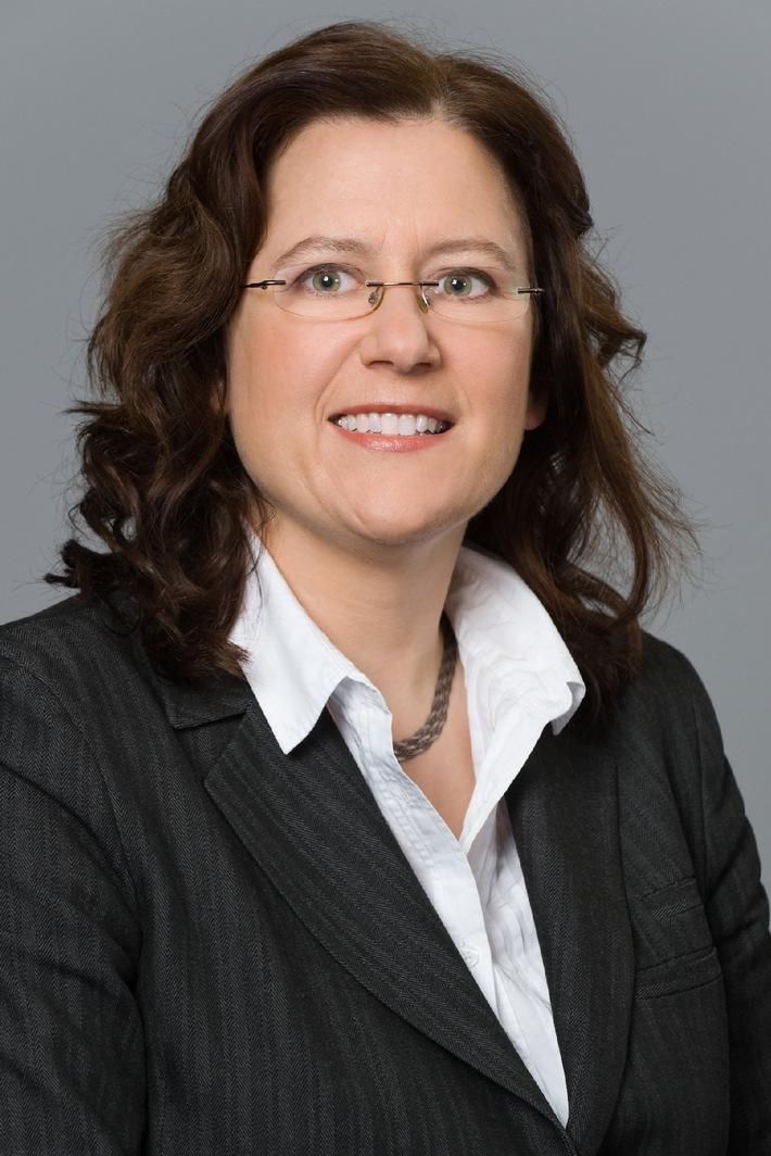 Prof. Dr. Beate Rudolf tritt am 1. Januar ihr Amt als Direktorin des Deutschen Instituts für Menschenrechte an (mit Bild)