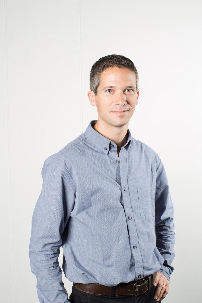 FNS: Nos différences génétiques comme outils de soin / Jacques Fellay reçoit le prix Latsis national 2012