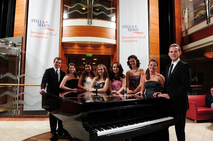 """MS EUROPA Klassikstar 2012: Valda Wilson gewinnt Publikumspreis beim Gesangswettbewerb """"Stella Maris"""""""