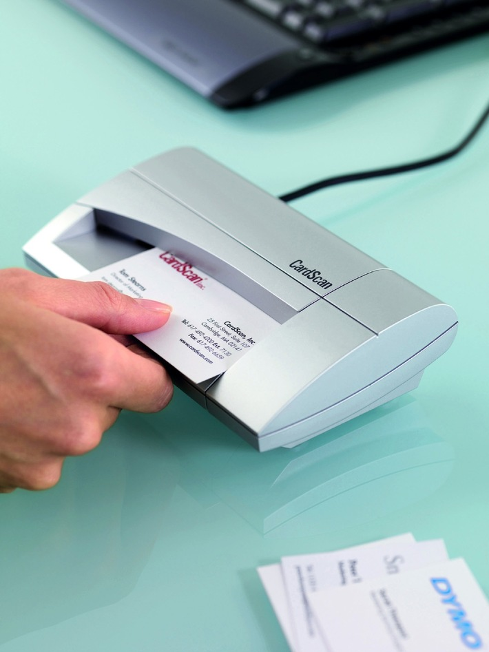 CardScan mit erfolgreicher Online-Kampagne