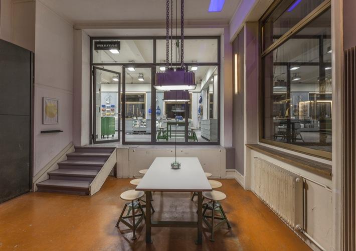 FREITAG eröffnet Store in Basel