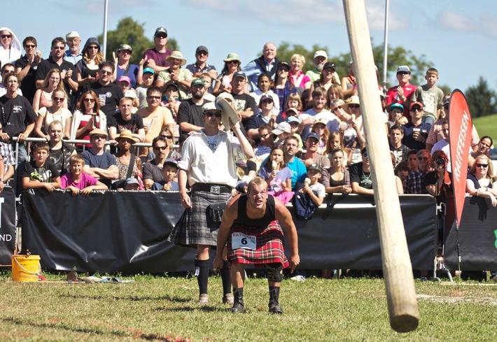 10. «wùy ù ay» Highland Games Swiss Championships 2012 vom 24. bis 26. August