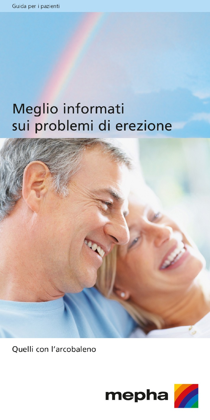 Mepha Pharma: Guida gratuita ai disturbi dell'erezione
