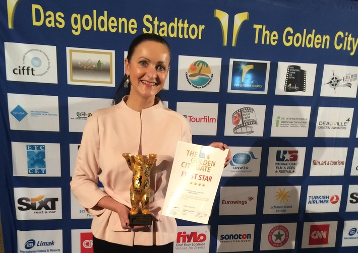 Für SOCIETY RELATIONS & Communications gab es Gold auf der ITB / Die PR- und Event-Agentur wurde mit einem internationalen Preis ausgezeichnet