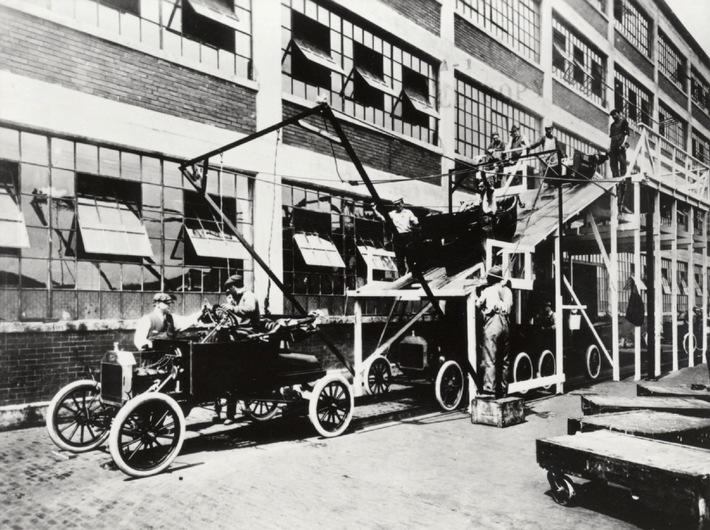 100 Jahre Ford Tin Lizzy: Sonderschau im Deutschen Museum in München