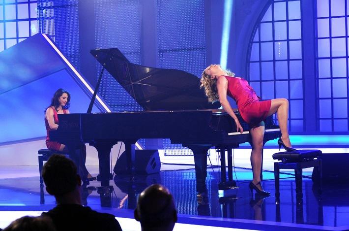 """Ein Tanz ums Piano wird zum furiosen Auftakt / Talentshow """"Einfach die Besten"""" startet am 10. August, 20.15 Uhr im SWR Fernsehen"""