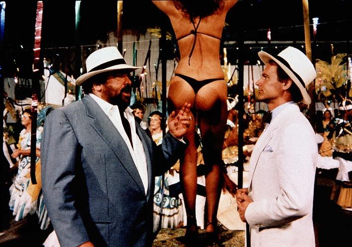 """""""Terence Hill und ich planen eine neue Komödie!""""- Bud Spencer im Exklusiv-Interview mit Tele 5"""