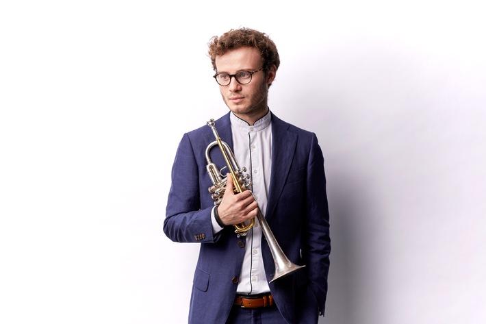 """Der Trompeter Simon Höfele wird """"SWR2 New Talent"""" 2016"""