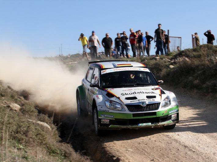 Sepp Wiegand/Timo Gottschalk erobern Platz vier in der IRC-Gesamtwertung zurück!