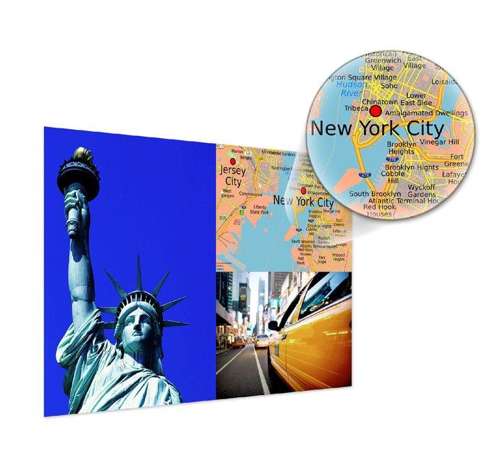 Die ganze Welt auf einem Poster (mit Bild) / Mit neuen Postern von CEWE COLOR geografische Höhepunkte zeigen