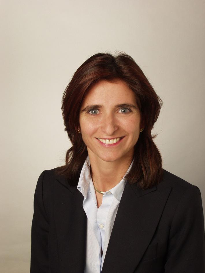 Hélène Béguin neue Leiterin von KPMG in Lausanne