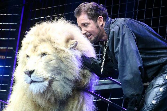 """Circus Krone mit """"Politik des offenen Hauses"""" gegen Stuttgarter Tierverbot"""