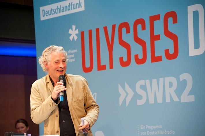 """""""Ulysses""""-Begeisterung am Radio und in Berlin / 22-stündiges Hörspielereignis in SWR2 (16.6.) / Joyce-Fans feierten im ARD-Hauptstadtstudio"""
