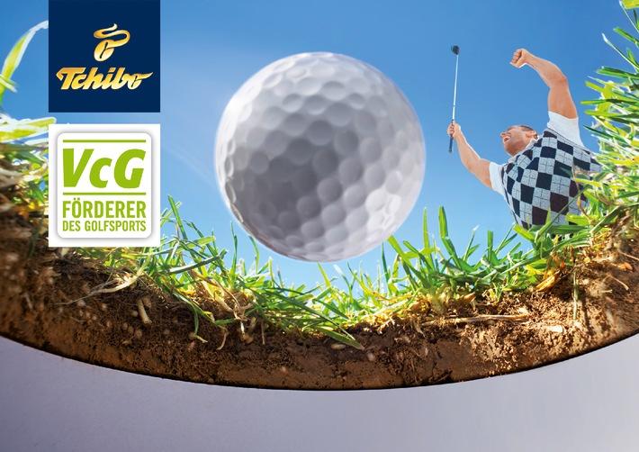 Golfen mit Tchibo ohne Platz- und Clubbindung