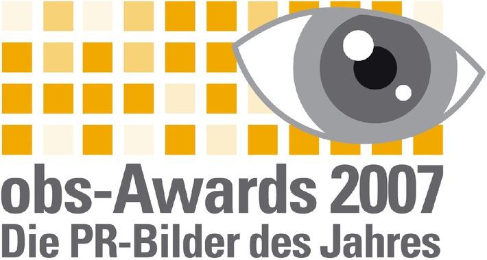 """""""obs-Awards 2007"""" - die besten PR-Bilder des Jahres gesucht"""
