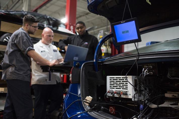 Ford stellt nächste Generation der autonom fahrenden Autos vor