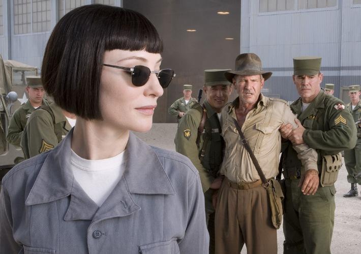"""Russen statt Ruhestand: """"Indiana Jones 4"""" mit Harrison Ford in SAT.1 (mit Bild)"""
