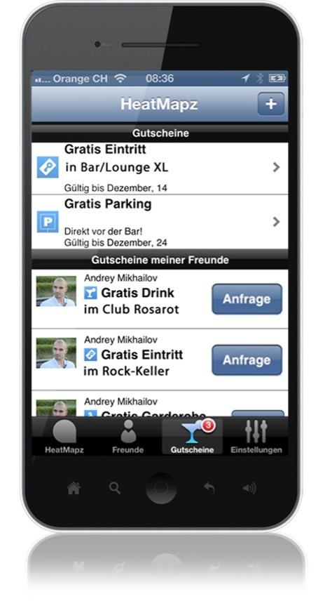 Une nouvelle solution Web offre aux tenanciers de bars et aux organisateurs d'évènements la possibilité d'influencer la diversification des clients grâce à des coupons mobiles