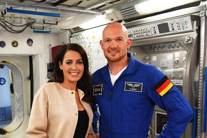 """kabel eins Doku hebt mit Astronaut Alexander Gerst ab: """"Themenspezial Weltall"""" am 22. und 23. Juli 2017 mit zahlreichen Erstausstrahlungen"""