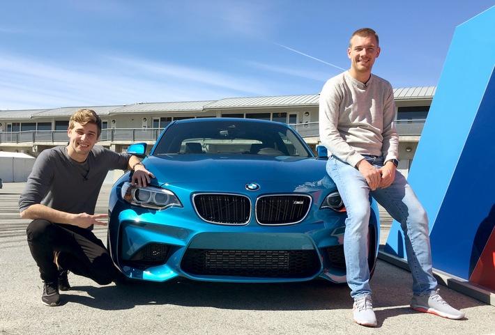 """GRIP - Das Motormagazin: """"Der neue BMW M2"""""""