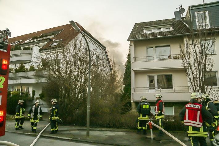 """FW-DO: 26.03.2016 - Feuer in Dortmund Mitte-Süd:Brannten Pkw in einer Tiefgarage """"Feuer 2"""""""