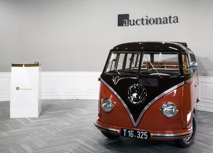 MOTORWORLD Classics Berlin / Hammerschlag: Auctionata wird Kooperationspartner