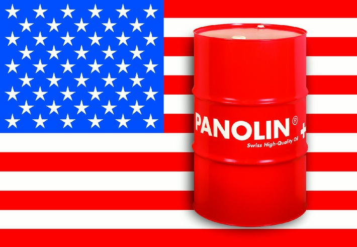PANOLIN goes to America