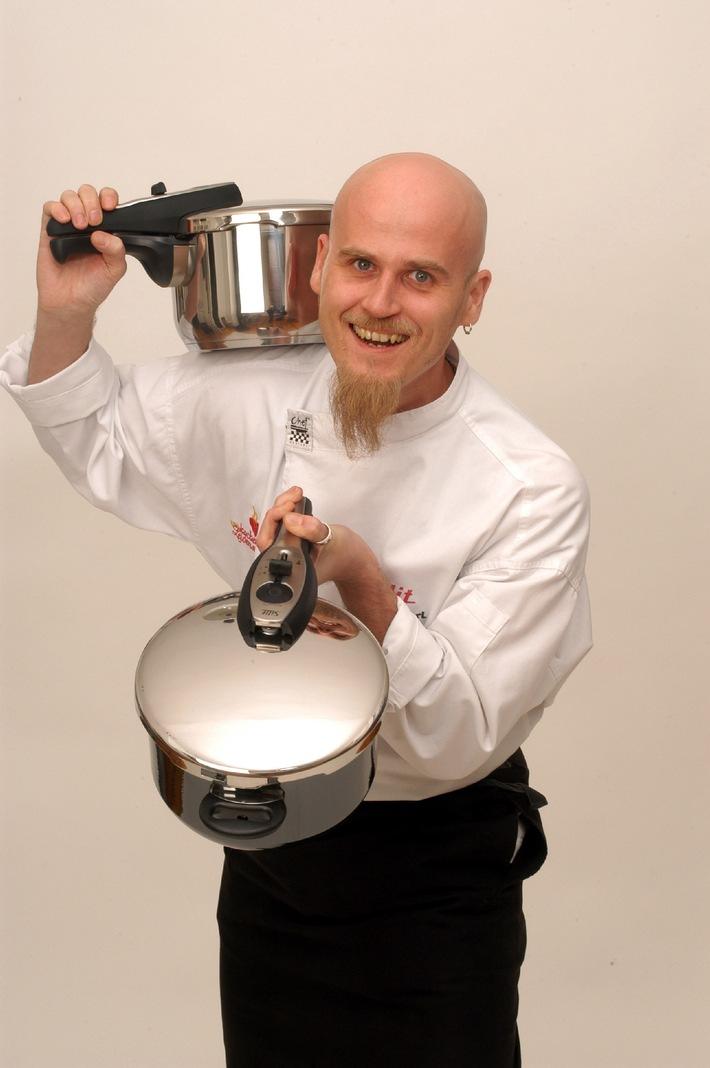 Culinary Art Festival Linz: Österreichs genussvollste Gourmet-Festspiele mit 11 Starköchen von 26.-30.4.2011