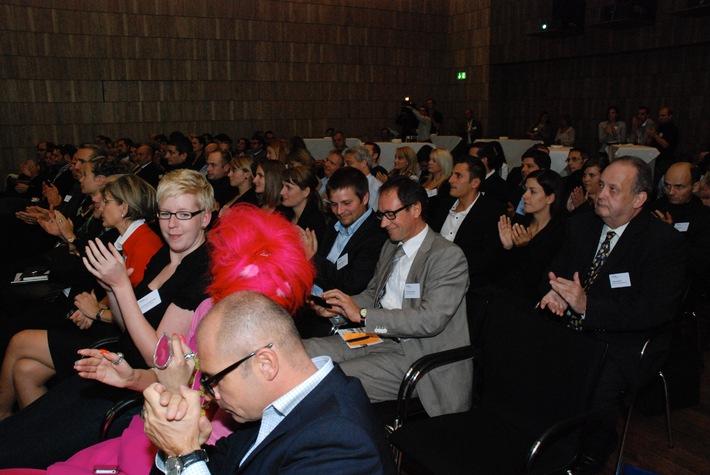 Preisverleihung Award Corporate Communications® 2011: Ausgezeichnete Kommunikationsleistungen