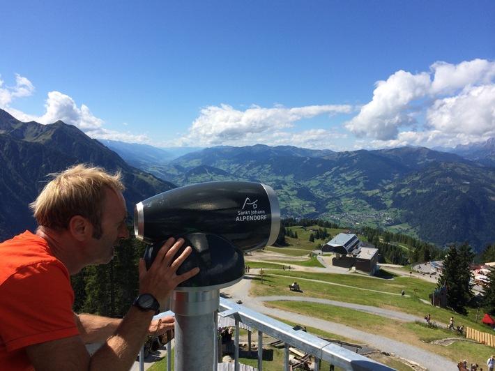 VIScope - Das Erlebnisfernrohr. Spannende Fernblicke dank Präzisionstechnik aus Tirol