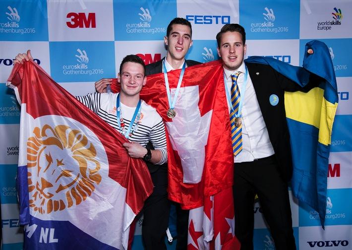 Schweizerischer Baumeisterverband: Bruno Pravato ist Europameister der Maurer