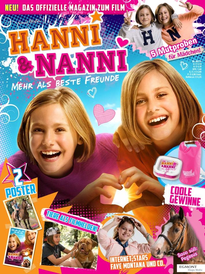 zum kinostart das neue hanni  nannimagazin