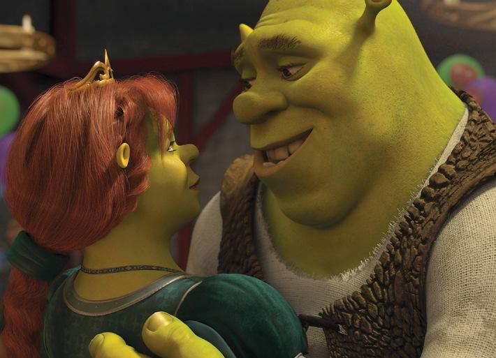 """Riesenspaß trotz Midlife-Crisis: """"Für immer Shrek"""" in SAT.1"""