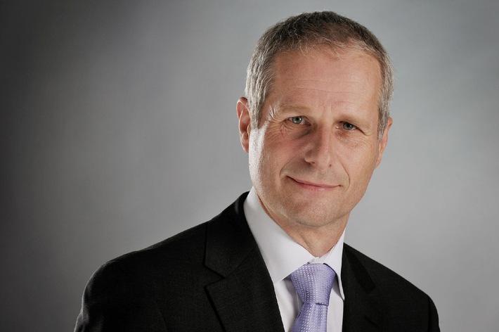 Martin Bachmann, neuer CEO bei Schweizer Uhrenmanufaktur Maurice Lacroix