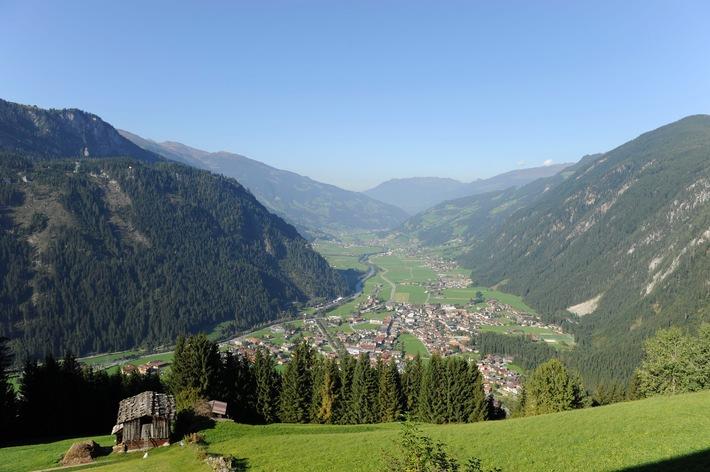 Fußball-Pfingsttournier 2011 in Mayrhofen-Hippach