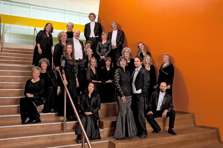 Der NDR Chor feiert sein 70-jähriges Bestehen