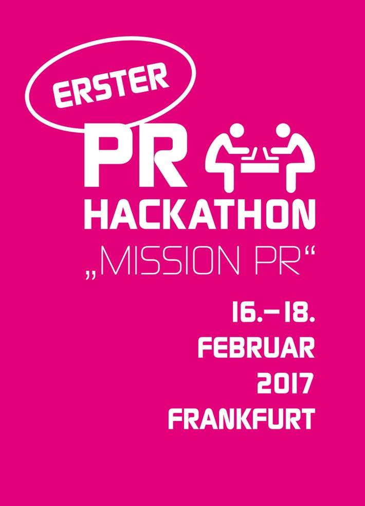 news aktuell gibt Startschuss für den ersten Hackathon der PR-Branche im Februar 2017