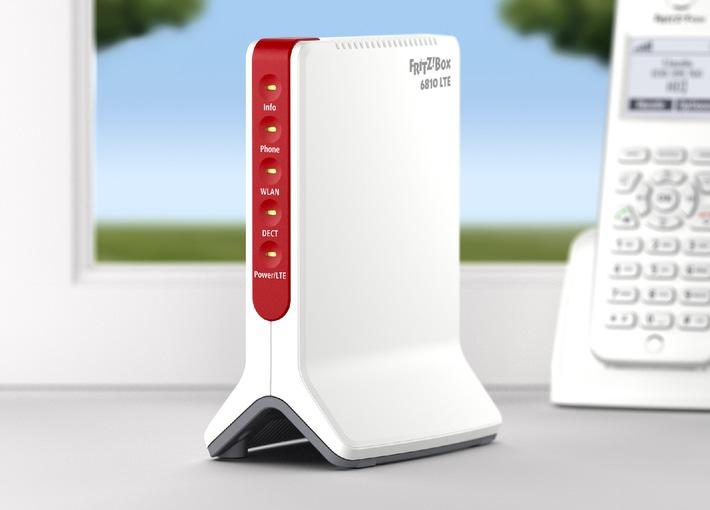 FRITZ!Box 6810 LTE jetzt für 1 Euro bei LTE direkt