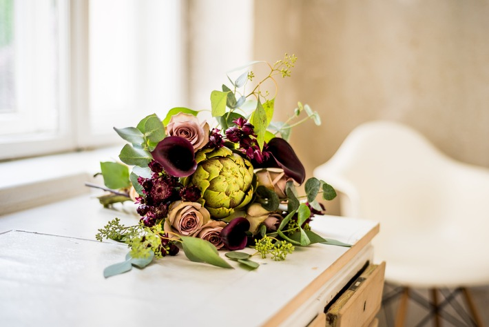 Lieblingsblumen machen 200% glücklicher! / Studie beweist die positive Wirkung von Blumen