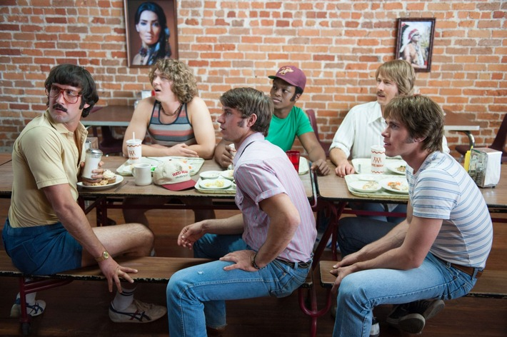 Richard Linklaters EVERYBODY WANTS SOME!! / Ab 2. Juni 2016 im Kino
