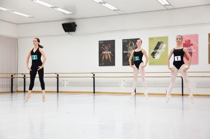 Pour-cent culturel Migros: concours de danse 2015 / La fine fleur des jeunes danseurs