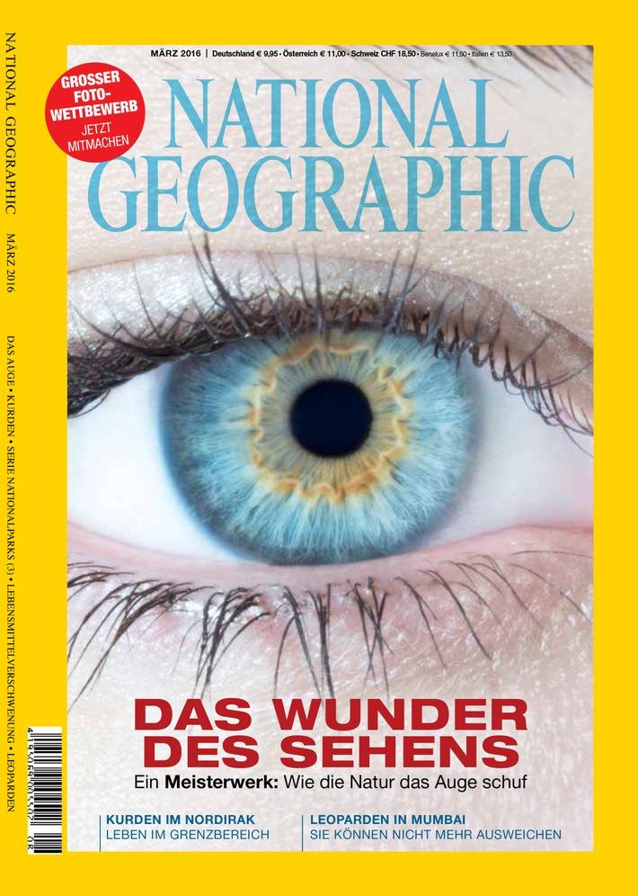 """Fotograf des Jahres gesucht: Start des Fotowettbewerbs von NATIONAL GEOGRAPHIC DEUTSCHLAND und OLYMPUS in 2016 unter dem Motto """"Begegnungen"""""""