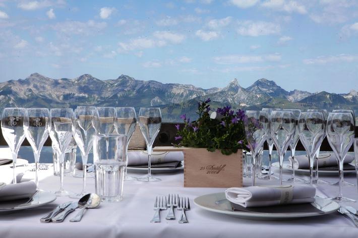 Medieneinladung: Davidoff Saveurs Genusswoche Gstaad 2014 - Kulinarische Höhenflüge in der «Davidoff Saveurs» Genusswoche