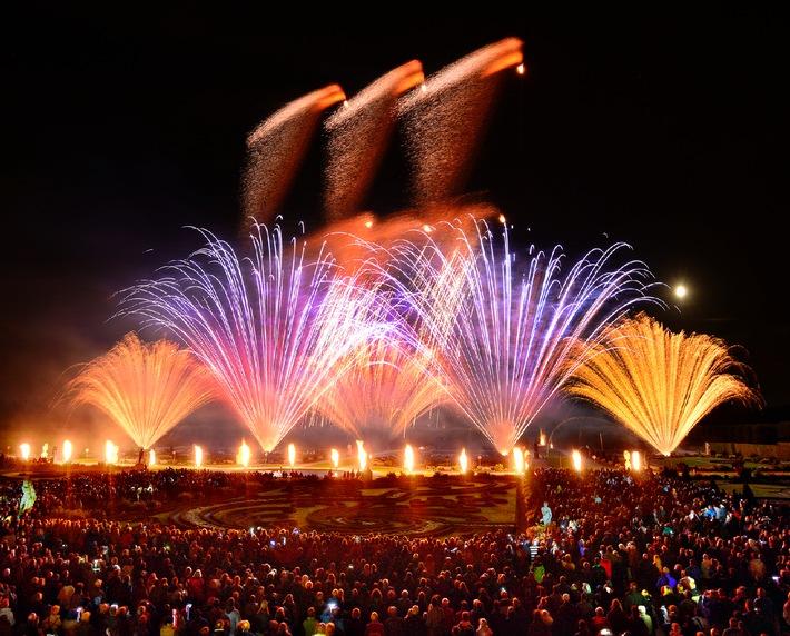 23. Internationaler Feuerwerkswettbewerb in Hannover: Die Teilnehmer stehen fest! (BILD)