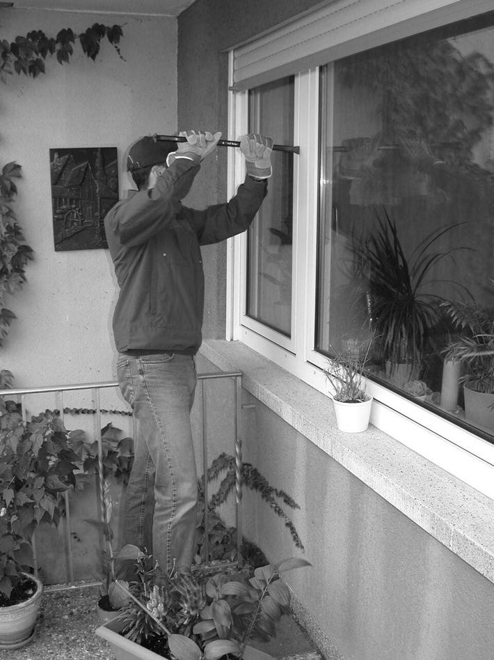 POL-PDNW: Wohnungseinbruch in Grünstadt - Täter flüchtet unerkannt